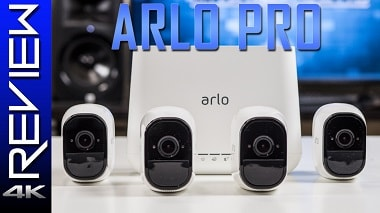 Arlo Pro Best Security Camera